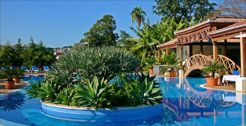 Quinta Jardins Do Lago Madeira Hotel Funchal Luxushotel 5 Star